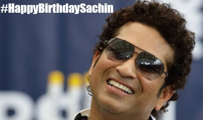 Sachin Tendulkar turns 42: Watch emotional farewell speech of master blaster