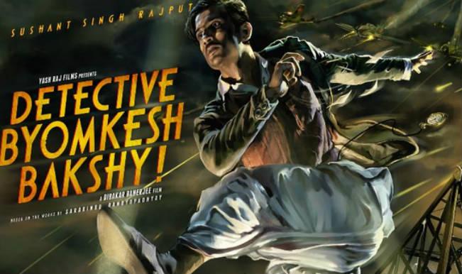 Detective Byomkesh Bakshy! gets U/A certificate