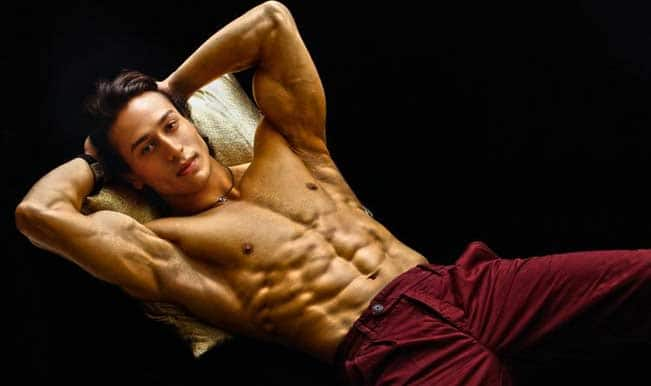 Why is Tiger Shroff spending extra hours in the gym these days?