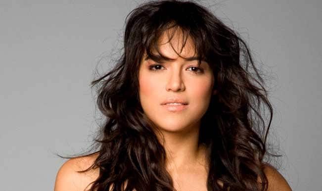 Fast & Furious 7 star Michelle Rodriguez maintains that being bisexual is natural