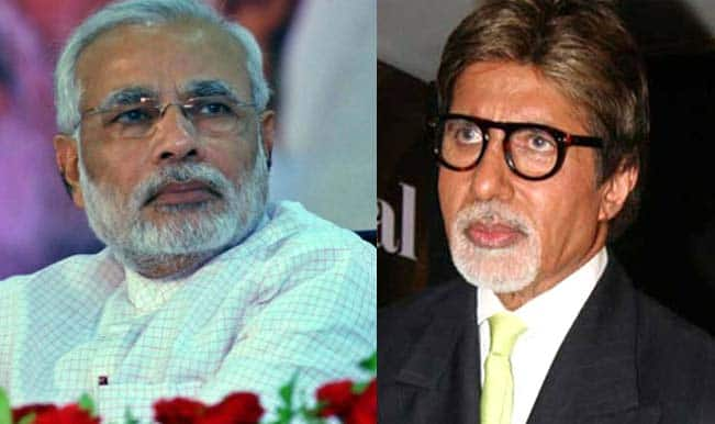 Earthquake in Nepal and Northern India 2015: Amitabh Bachchan and Narendra Modi react on Twitter