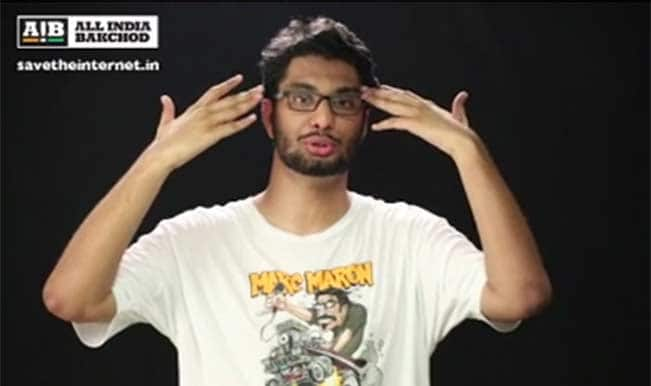 AIB is back! Save the internet by voting for net neutrality: Watch video!
