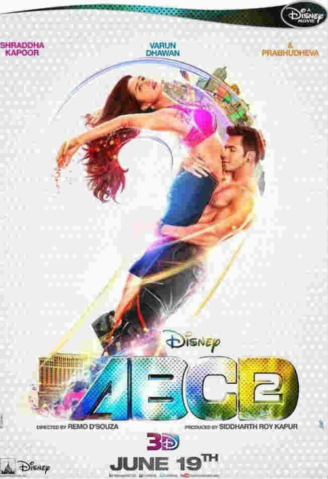 ABCD 2 team happy with response to poster