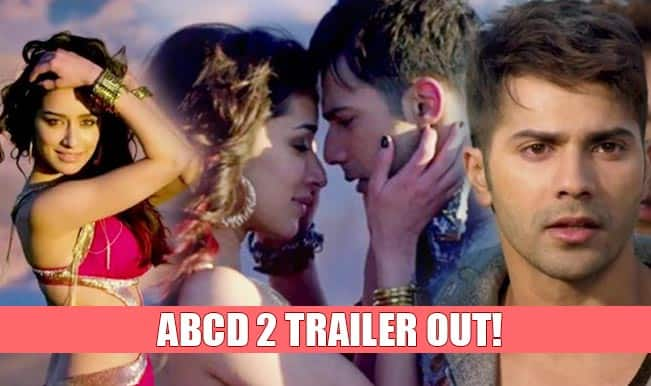 ABCD 2 trailer: Varun Dhawan and Shraddha Kapoor's next is a treat to dance lovers! (Watch video)