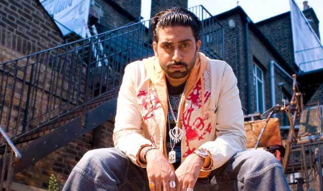 Abhishek Bachchan begins shooting for Hera Pheri 3