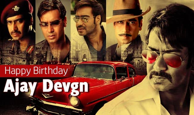 Ajay Devgn turns 45: From Dilwale to Singham - Top 7 best films of the actor!