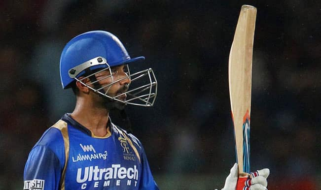 IPL 2015: Ajinkya Rahane's fifty powers Rajasthan Royals to fourth straight win