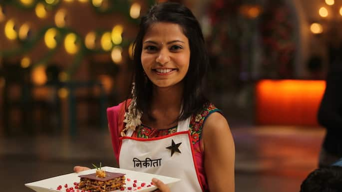MasterChef India's Youngest Finalist Nikita Gandhi Dishes on Making it to Top 5