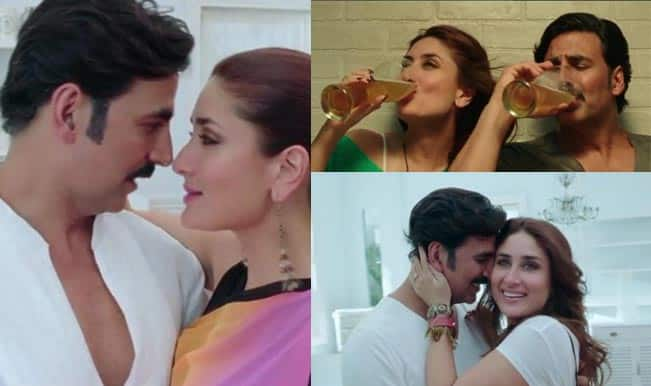 Gabbar is Back song Teri Meri Kahaani: Kareena Kapoor and Akshay Kumar make a really hot pair in the romantic track!