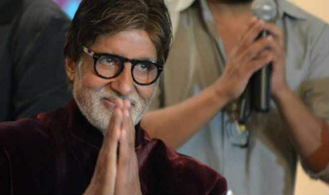 Amitabh Bachchan completes seven years of blogging