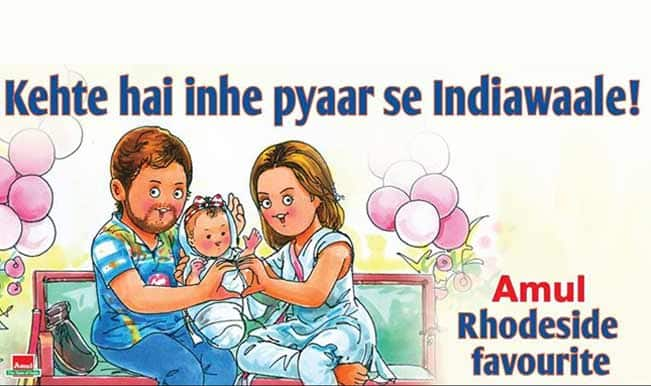 Why are Jonty Rhodes and family called Indiawaale? New Amul ad reveals!