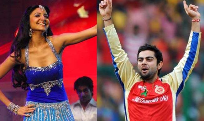 Virat Kohli reacts to Anushka Sharma's dance in IPL 2015 Opening Ceremony – Watch Video