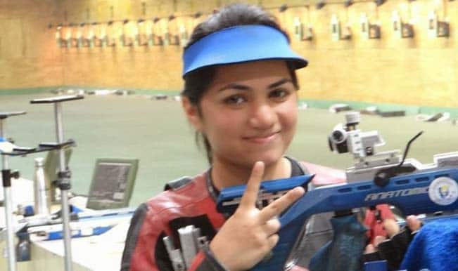 Indian shooter Apurvi Chandela qualifies for Rio 2016 Olympics