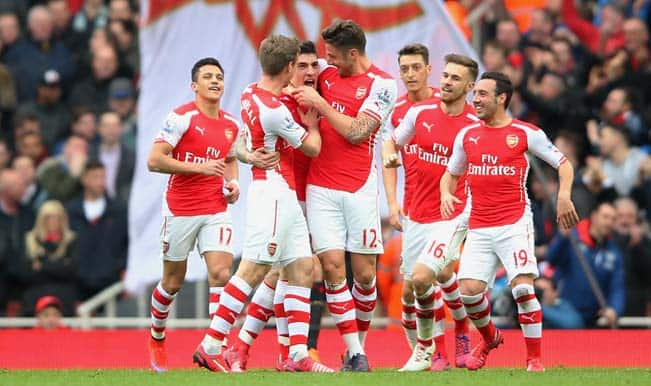 Arsenal deserve to win Barclays Premier League 2014-15: Robert Pires