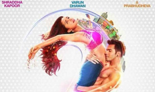 ABCD 2 poster: Varun Dhawan shows off his sexy bod as he lifts Shraddha Kapoor!