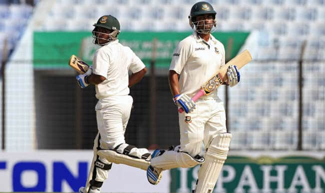 Rain-hit Bangladesh-South Africa Test ends in draw