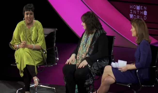 Foreign journalist says India is unsafe for women; Barkha Dutt gives her an apt reply