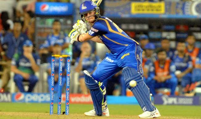 IPL 2015: Steven Smith steers Rajasthan Royals to seven-wicket win over Mumbai Indians