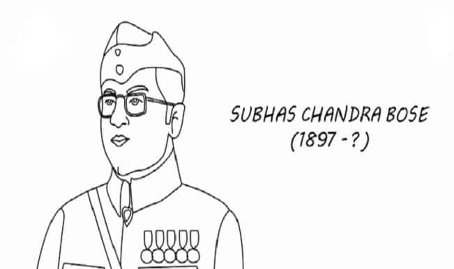 Did Subhas Chandra Bose die in plane crash? This video will tell you truth!