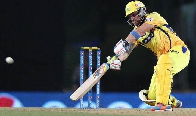 Brendon McCullum scores 100* to thrust Chennai Super Kings to 209 runs against Sunrisers Hyderabad – Watch Video