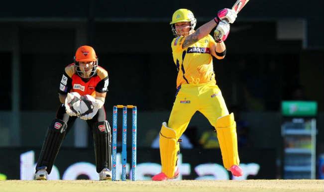 Chennai Super Kings vs Sunrisers Hyderabad, IPL 2015: Brendon McCullum's hundred powers CSK to 209