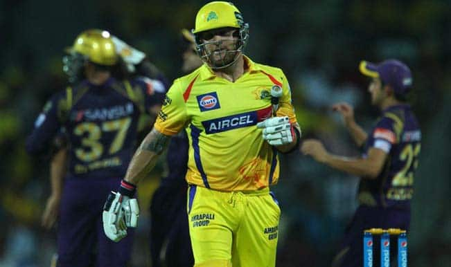 Chennai Super Kings set 135 run target for Kolkata Knight Riders