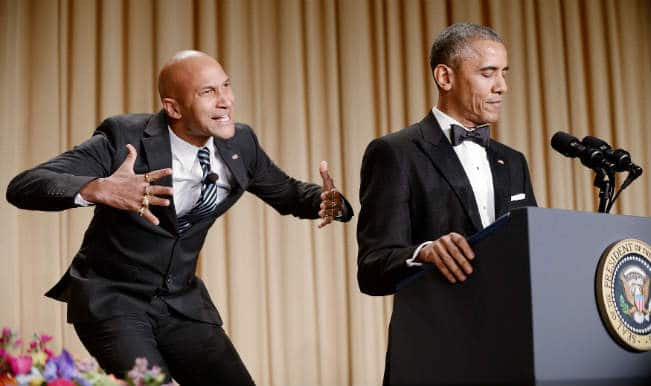 Barack Obama brings along anger translator; pokes fun at Netanyahu and US President aspirants
