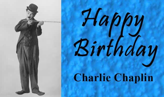 Charlie Chaplin birthday: 6 interesting facts about the great comedian!