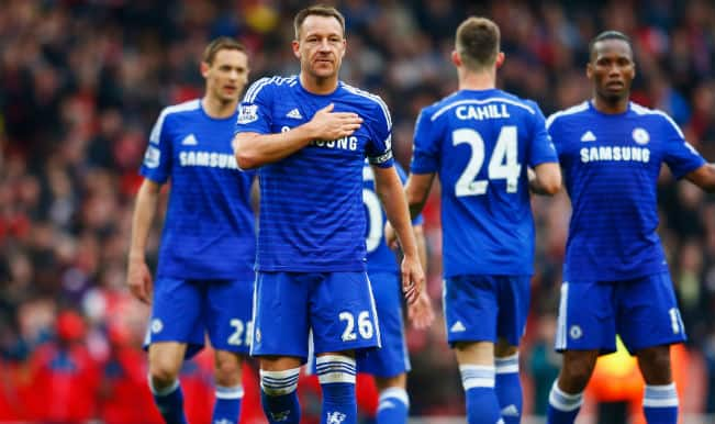 Chelsea edge closer to Barclays Premier League title after 0-0 draw with Arsenal; 5 Highlights from ARS vs CHE match