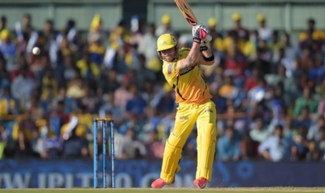 Brendon McCullum stars as Chennai Super Kings register impressive win over Sunrisers Hyderabad