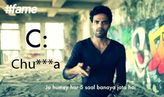 A for Andhey, B for Ban, C for Chu***a: The A to Z of Freedom of Speech and Expression in India!