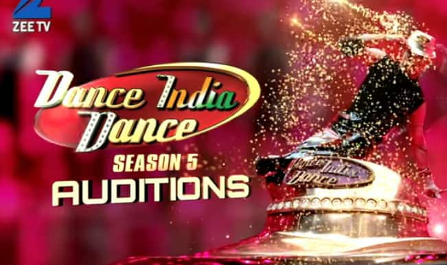 Dance India Dance season 5 auditions begin; show to take off soon!