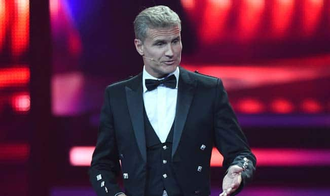 David Coulthard apologises for Indian flag goof-up