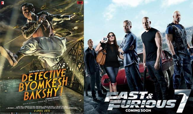 Box Office Report: Detective Byomkesh Bakshy! collects Rs 8.95 crore in two days; Furious 7 mints Rs 14.3 crore!