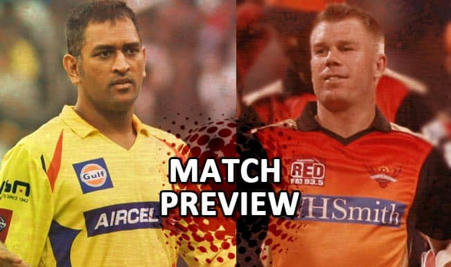 Chennai Super Kings vs Sunrisers Hyderabad IPL 2015 Match 4 Preview: SRH face CSK in their opening game