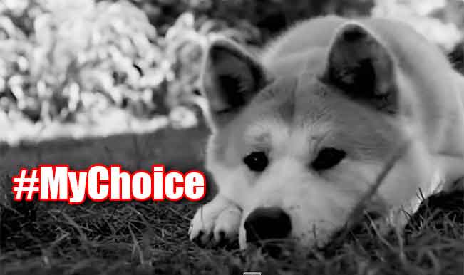 DOGUE EMPOWER: Another response to Deepika Padukone's My Choice, Watch Dog's version of #MyChoice Video