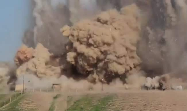 Shocking! ISIS destroys historic Assyrian city of Nimrud (Watch full video)