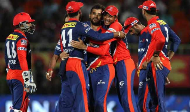JP Duminy leads Delhi Daredevils to a 4-run win over Sunrisers Hyderabad; DD third placed in IPL 2015 points table
