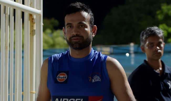 Chennai Super Kings has a pretty relaxed atmosphere: Irfan Pathan