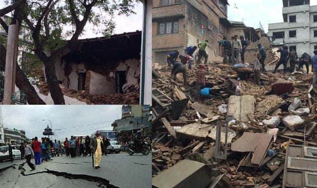 Earthquake in Nepal and Northern India Live News Updates: 55 Indian nationals return; Two Indians killed in Nepal; death toll over 1,500