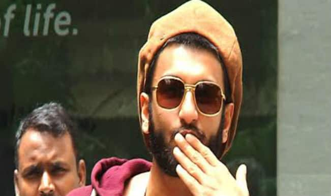 Ranveer Singh back home after surgery