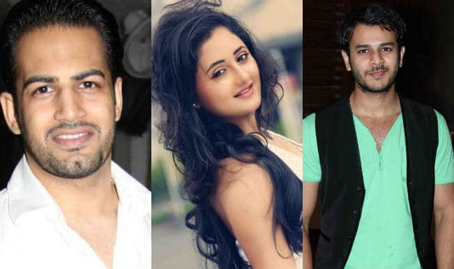 Nach Baliye 7: Upen Patel, Jay Soni and Rashami Desai suffer injuries during practice!