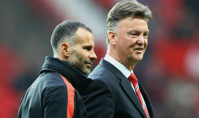 Manchester United manager Louis van Gaal backs Ryan Giggs as successor
