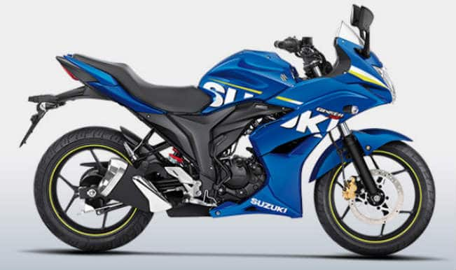 Bikes Rate Of India Suzuki Gixxer SF bike launched