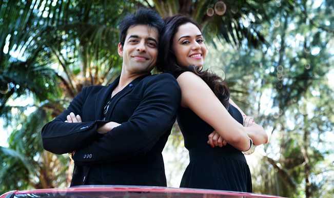Nach Baliye 7 contestants Amruta Khanvilkar and Himmanshoo Malhotra happy to be part of the dance reality show!