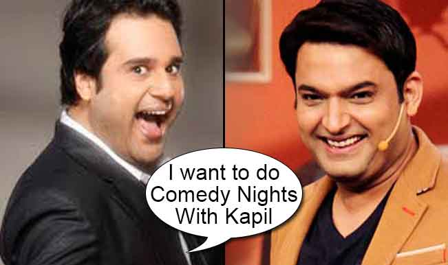 Comedy Nights With Kapil: Krushna Abhishek keen to do Kapil Sharma's popular show!