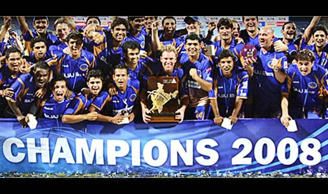 Indian Premier League 2008: History, Records & Tournament Overview of 1st edition of IPL
