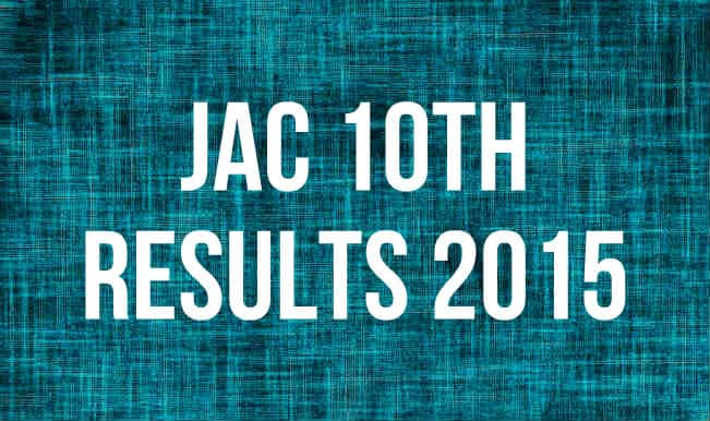 JAC 10th Results 2015: Jharkhand Class 10 results to be announced on jac.nic.in & jharresults.nic.in at 4 pm