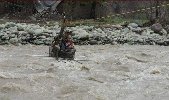 Government failed to provide succour to flood-hit areas in Jammu and Kashmir: Opposition