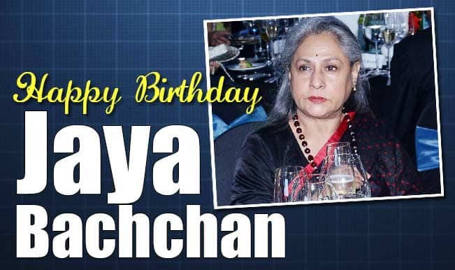 Jaya Bachchan Birthday Special: Top 5 movies of Bollywood's finest actress!